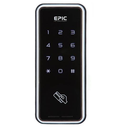 Khóa điện tử Epic Touch M (Chốt thẳng)