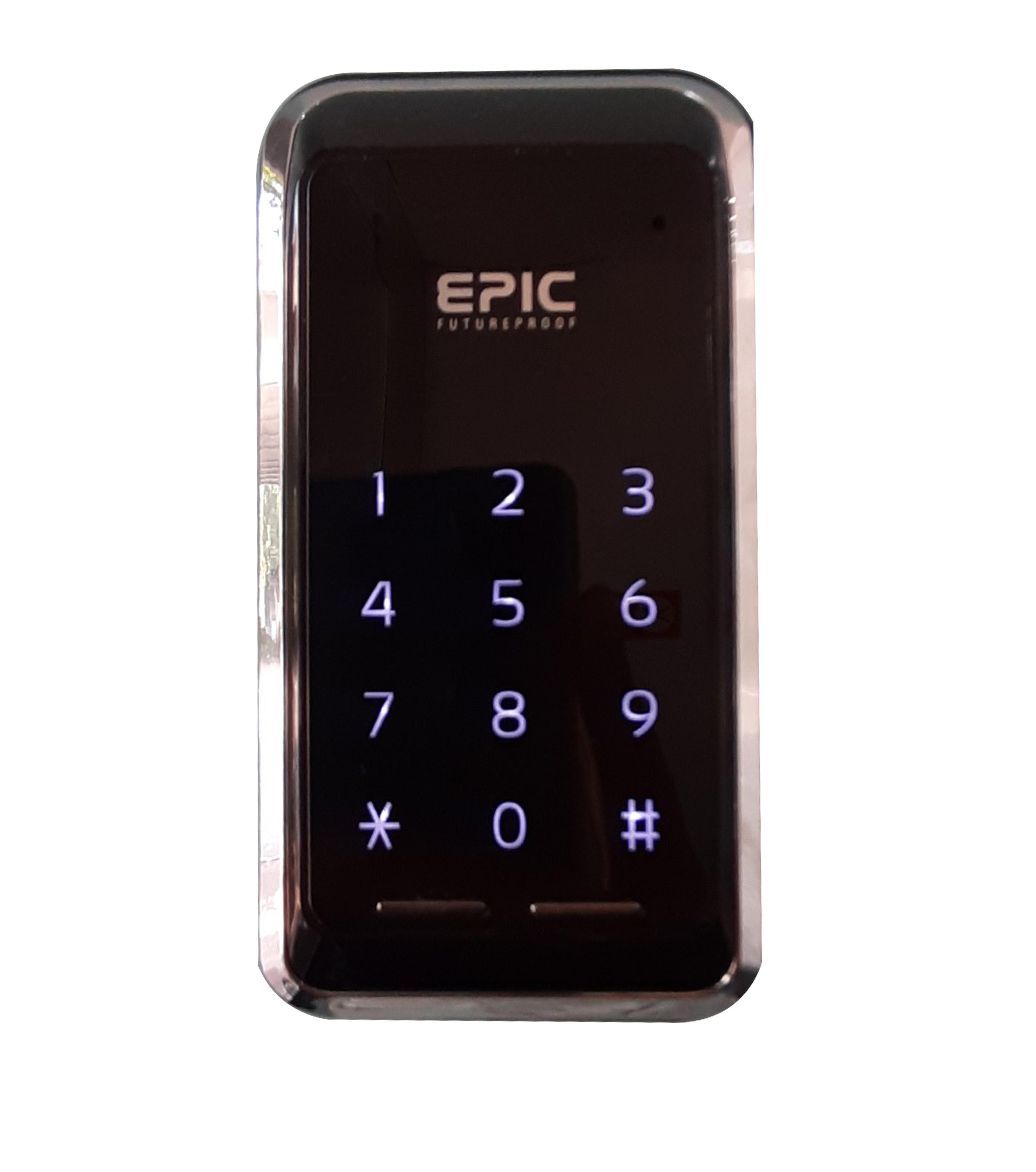 Khóa điện tử Epic 100D