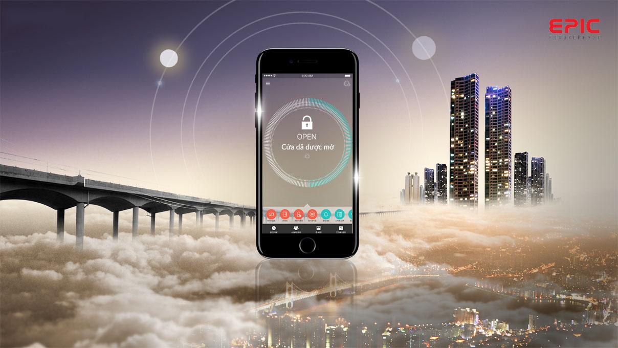 khoa-dien-tu-epic-mo-khoa-smartphone-wifi-bluetooth